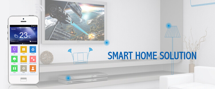 DYNAMAX SMART HOME SYSTEM HAS BEEN WIDELY USED